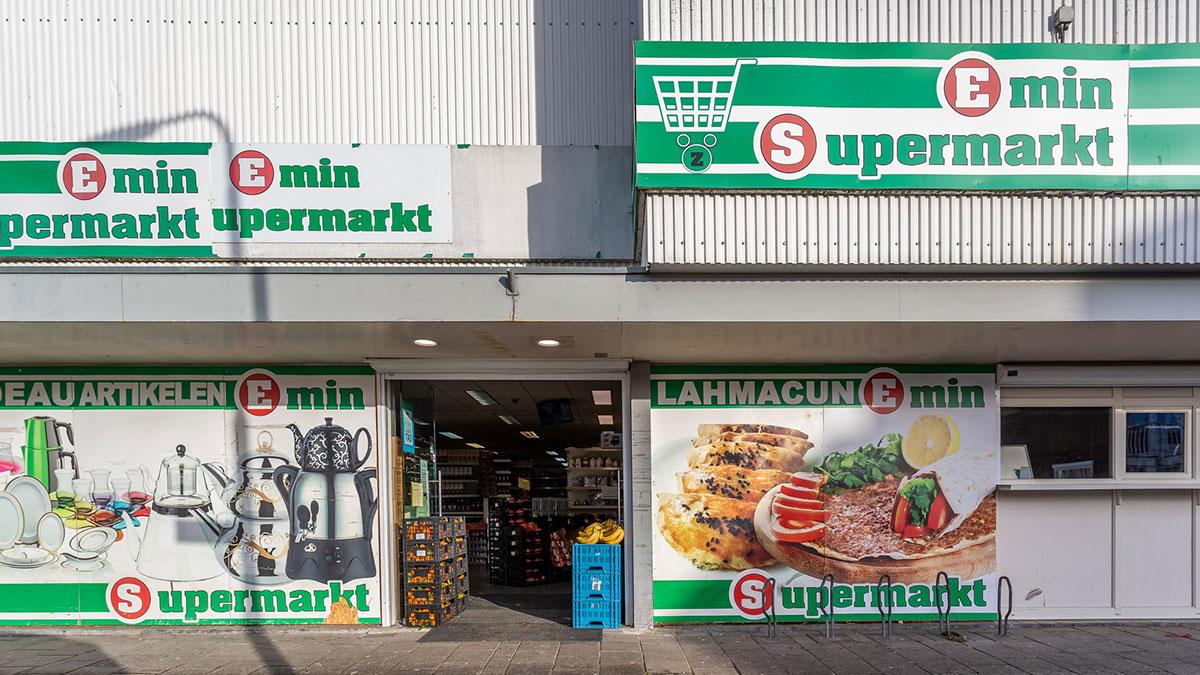 Emin Supermarkt – 76