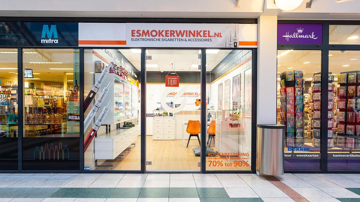 E-smokerwinkel – 7