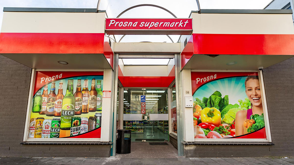 Prosna supermarkt – 72