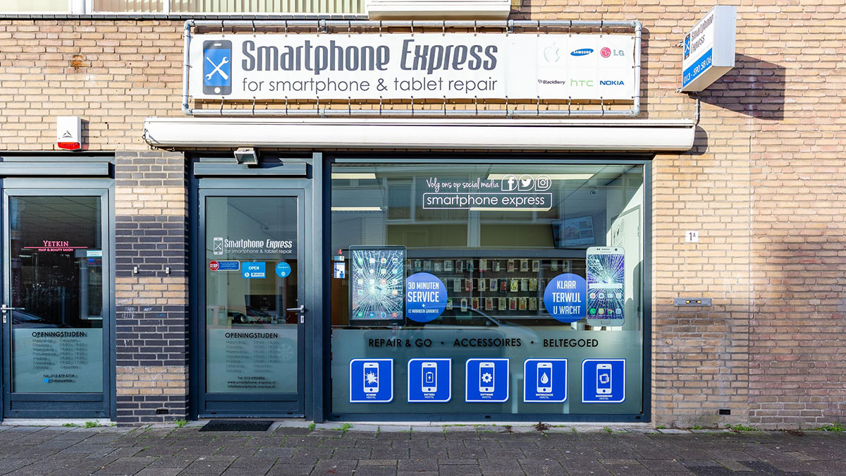 Smartphone Express – 83
